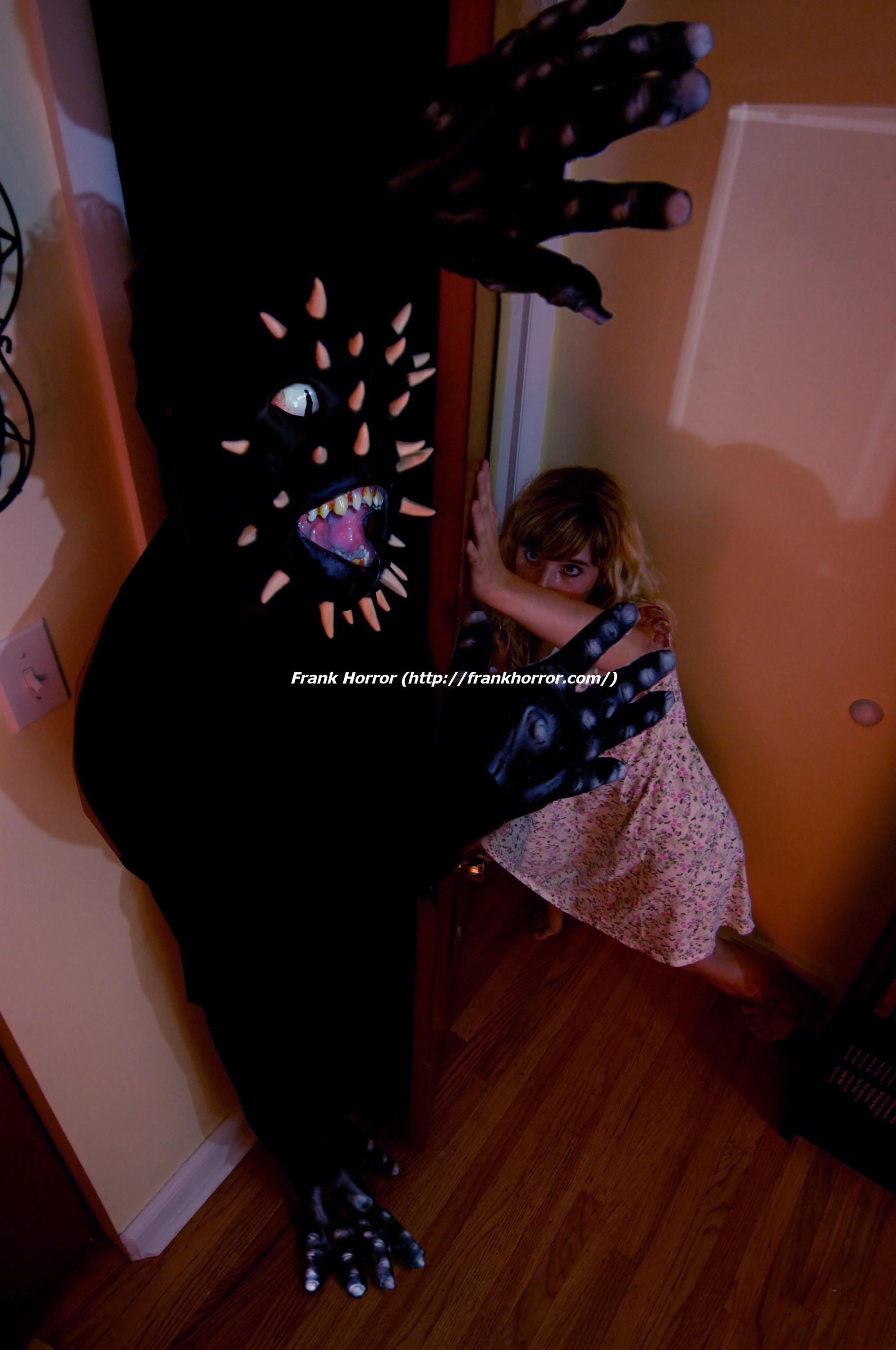 Monster High Frank Stein Locker Room